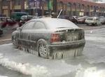 Frozen parking