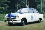 1950 Fortuna Police Car