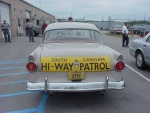 1955 Ford Rearview