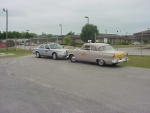 1955 Ford and 2006 Ford II