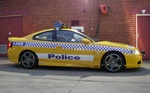 GTO Police Car