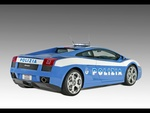 Gallardo Italian State Police Car
