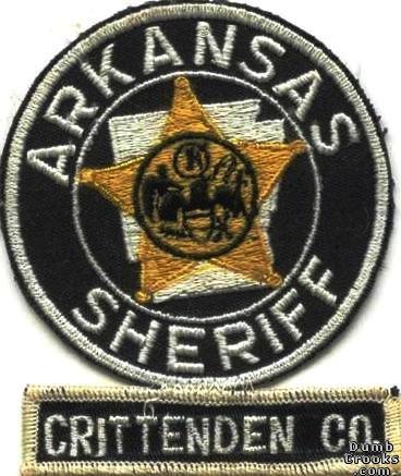 ARKANSAS SHERIFF CRITTENDEN CO.