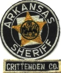 ARKANSAS SHERIFF CRITTENDEN CO.
