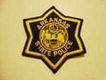 Arkansas State Police Highway Patrol Patch