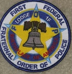 FIRST FEDERAL FRATERNAL ORDER OF POLICE