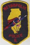 METROPOLIS POLICE IL