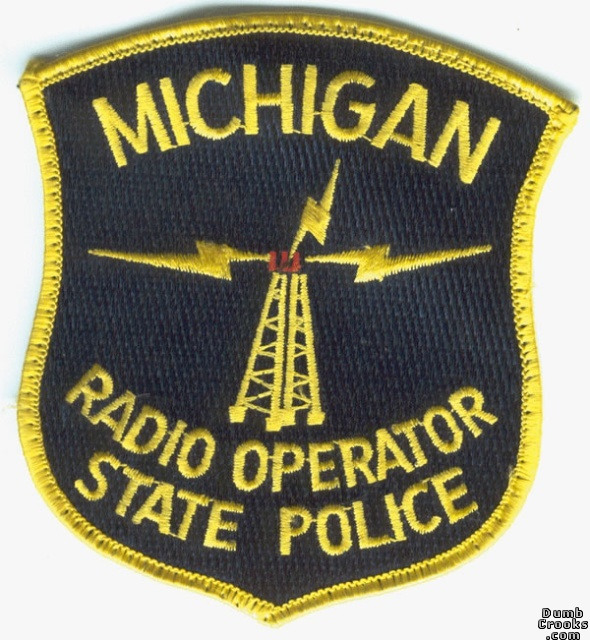 Michigan Radio Operator State Police