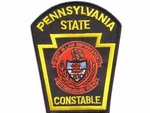 NEW Pennsylvania State Constable Police Patch PA