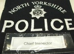 NORTH YORKSHIRE POLICE CHIEF INSPECTOR
