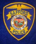 SAFFORD POLICE