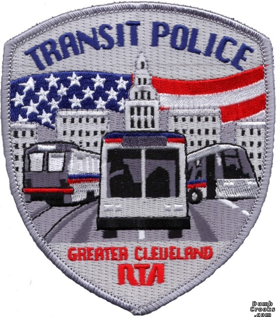 Transit Police Greater Cleueland RTA